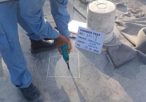 hammer test 2